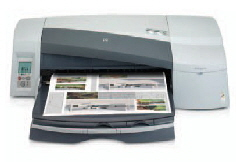 HP Plotter DesignJet 70