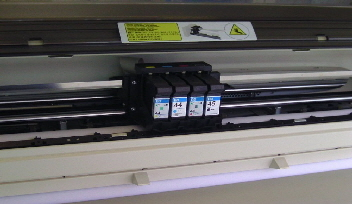 HP DesignJet 700 750C Plotter